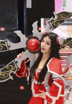 Chiêm ngưỡng những bộ cánh cosplay ấn tượng tại Cos TOUCH Hanoi 2016