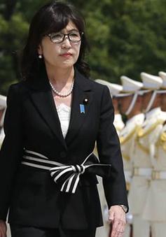Ngắm phong cách của bóng hồng quyền lực Bộ Quốc phòng Nhật Bản
