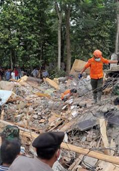 Indonesia: Không khí tang thương sau trận động đất kinh hoàng