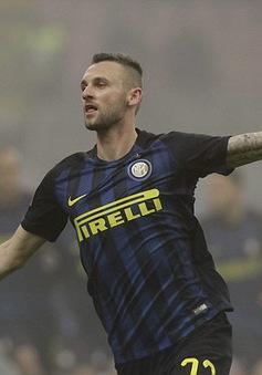 Vòng 16 Serie A: Inter Milan 2-0 Genoa: Dấu ấn Brozovic