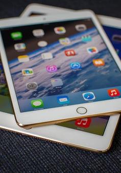 iPad mini dẫn đầu doanh số máy tính bảng của Apple