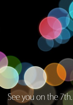 Cách xem trực tuyến sự kiện ra mắt iPhone 7 của Apple đêm nay (00h00, 8/9)