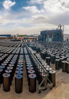 Giá dầu thế giới tăng cao nhất  trong 1 tháng