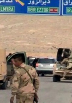 Quân đội chính phủ Syria tiến vào thành cổ Palmyra