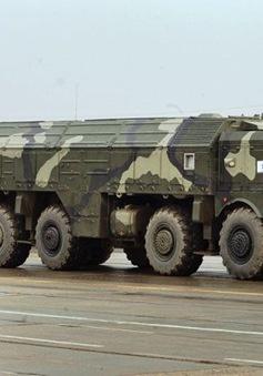 Nga tăng cường quân sự tại Kaliningrad