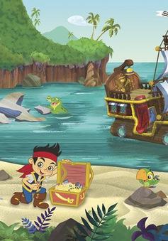 Jake và những cướp biển vùng đất thần tiên - Phim hoạt hình Disney hấp dẫn trên VTV2
