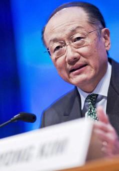 Ông Jim Yong Kim tiếp tục là Chủ tịch WB