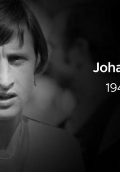 Trái bóng thì tròn, còn Johan Cruyff là Chúa
