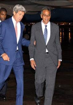 Ngoại trưởng Mỹ thăm chính thức Ấn Độ