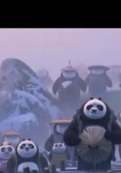 Kung Fu Panda 3 bắt đầu chiến dịch quảng bá toàn cầu