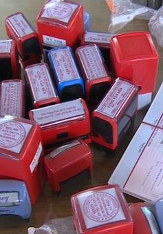 Khởi tố 3 đối tượng trong đường dây mua bán hóa đơn khống ở Hà Nội