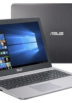 Laptop màn hình 4K/UHD đầu tiên của ASUS lên kệ tại Việt Nam