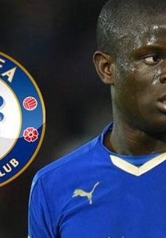 CHÍNH THỨC: Kante rời Leicester City để cập bến Chelsea