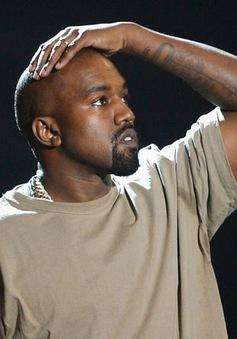 Kanye West có triệu chứng hoang tưởng và trầm cảm