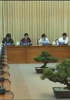 Ủy ban Thường vụ Quốc Hội làm việc về giải quyết khiếu nại, tố cáo