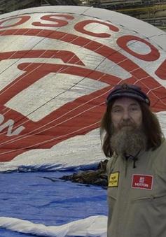 Người Nga phá vỡ kỷ lục du lịch vòng quanh Trái đất bằng khinh khí cầu