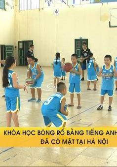 E-Balls: Sự kết hợp thú vị giữa chơi bóng rổ và học tiếng Anh