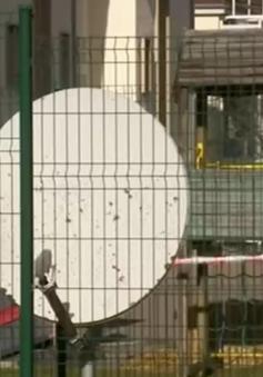 Khu tị nạn của người nhập cư tại Đức bị ném lựu đạn