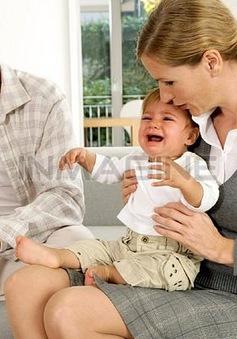 Các ông bố cũng có thể mắc chứng trầm cảm sau sinh