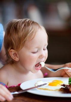 Cách tăng cường hấp thu dưỡng chất cho trẻ