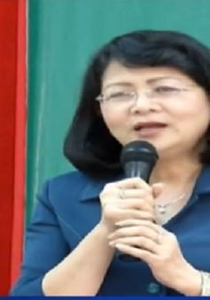 Hội đồng bầu cử Quốc gia kiểm tra chuẩn bị bầu cử tại Bắc Ninh, Vĩnh Phúc