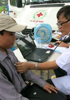 TP.HCM yêu cầu doanh nghiệp lập hồ sơ y tế từng tài xế