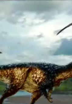 Phát hiện bằng chứng giải thích sự tiến hóa của khủng long bạo chúa