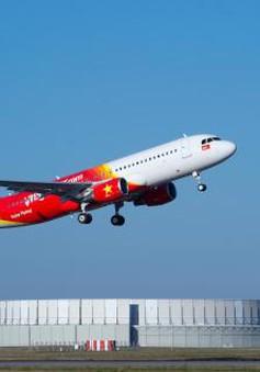 Vietjet mở 3 đường bay quốc tế mới