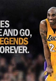 Bài thơ xúc động của NBA trong ngày chia tay huyền thoại Kobe
