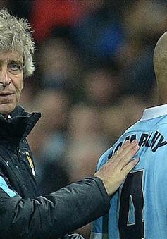 Thủ quân Man City sẽ ngồi ngoài trận gặp PSG