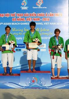 ABG 5-2016: Đoàn thể thao Việt Nam lập cú đúp HCV ở môn Kurash