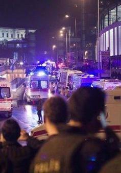 """""""Những con chim ưng tự do"""" nhận trách nhiệm vụ tấn công Istanbul"""
