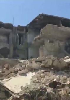 """Khán giả sốc trước sự tàn khốc của chiến tranh trong """"Ký sự Syria"""""""