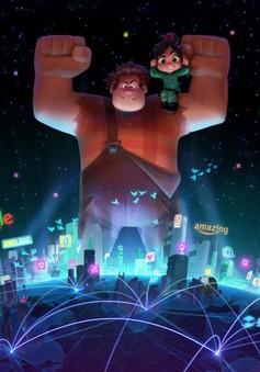 Wreck-It Ralph sẽ nghiền nát mạng Internet vào năm 2018