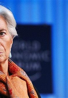 Tổng Giám đốc IMF bị buộc tội tắc trách
