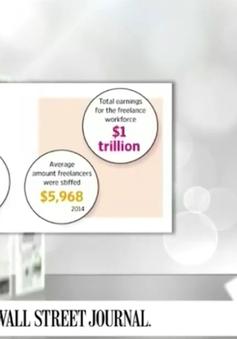 Nhiều người Mỹ làm giàu trên nền tảng trực tuyến