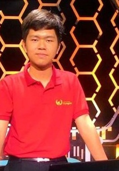 Lâm Vũ Tuấn tự tin chiến thắng tại trận Chung kết Đường lên đỉnh Olympia