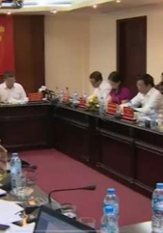 Ủy ban Thường vụ Quốc hội làm việc với Liên minh Hợp tác xã Việt Nam