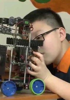 Lớp học lập trình thu hút trẻ em Việt Nam