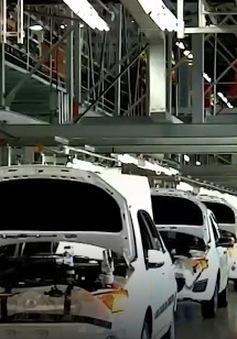 Nghị định thư về hợp tác sản xuất ô tô giữa Việt Nam và Nga, Belarus có hiệu lực