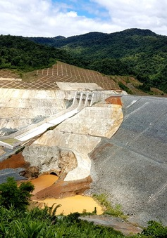 Ban Quản lý thủy điện Sông Bung 2 có Giám đốc mới