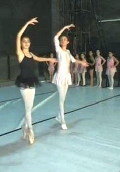 Iraq: Lớp học ballet thách thức các chuẩn mực xã hội