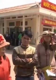 Lao động qua Lào làm việc gia tăng sau Tết