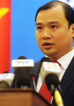 Yêu cầu Trung Quốc chấm dứt vi phạm chủ quyền tại Hoàng Sa và Trường Sa của Việt Nam