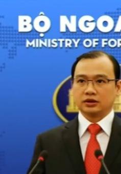 Việt Nam yêu cầu Trung Quốc bồi thường vụ tàu cá Quảng Ngãi bị đâm chìm