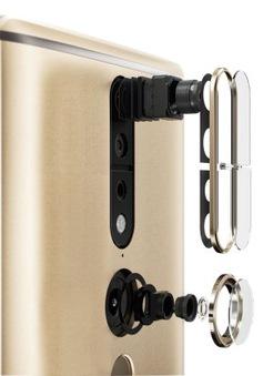 Lenovo Phab 2 Pro - Điện thoại đầu tiên hỗ trợ mô phỏng không gian 3D lên kệ vào tháng 9