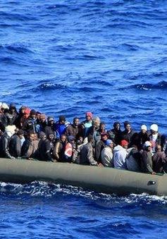 Anh gửi tàu chiến tới Libya ngăn chặn nạn buôn người