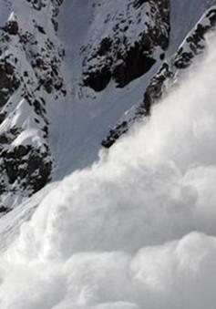 Lở tuyết tại Trung Quốc, 9 người thiệt mạng