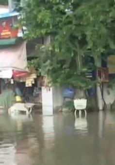 Mưa lũ làm ngập gần 800 căn nhà tại Bình Thuận