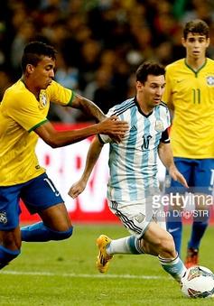 Tiếp tục mất sao, ĐT Brazil gặp khó tại Copa America